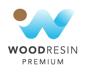 Woodresin Logo Shop für Harze in Kombination mit Holz